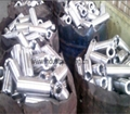 Solid threaded bar/post tensioning bar Dia50mm, PSB1080 for tunnelling