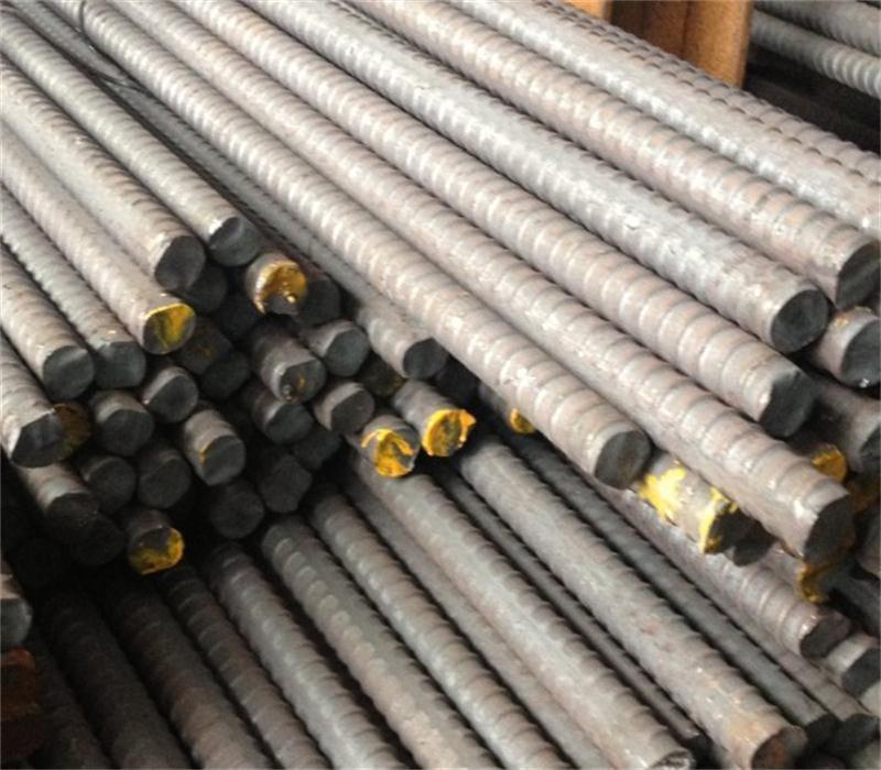 Solid threaded bar/post tensioning bar Dia25mm, PSB1080 for bridge construction  1