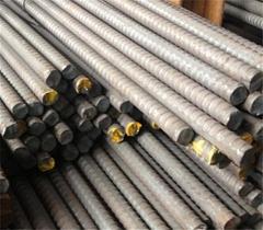 Solid threaded bar/post tensioning bar Dia25mm, PSB1080 for bridge