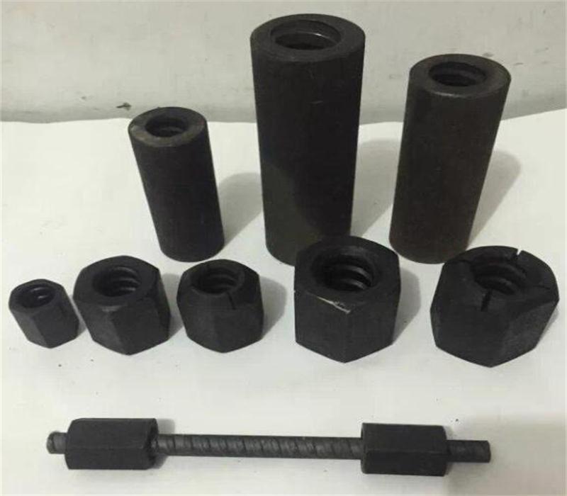 Solid threaded bar/post tensioning bar Dia25mm, PSB1080 for bridge construction  5