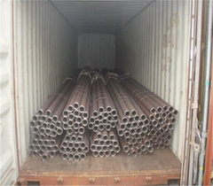 Seamless steel pipe for micropile tube, OD60.3mm, civil engineering usage
