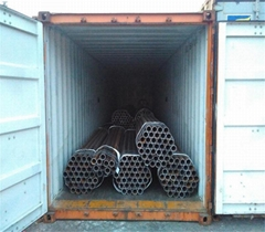 Seamless steel pipe for micropile tube, OD114.3mm