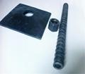 Self drilling anchor bolt R38