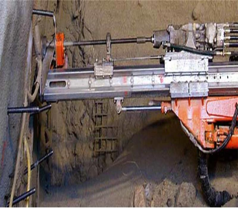 self drilling anchor bolt, SDA, geotechnical engineering  15