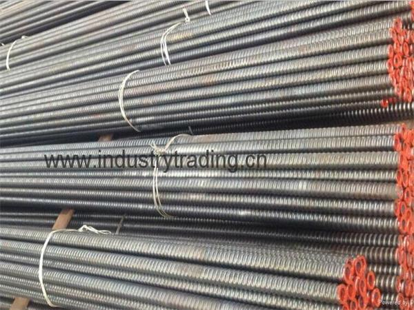self drilling anchor bolt/SDA for geotechnical and civil engineering  12