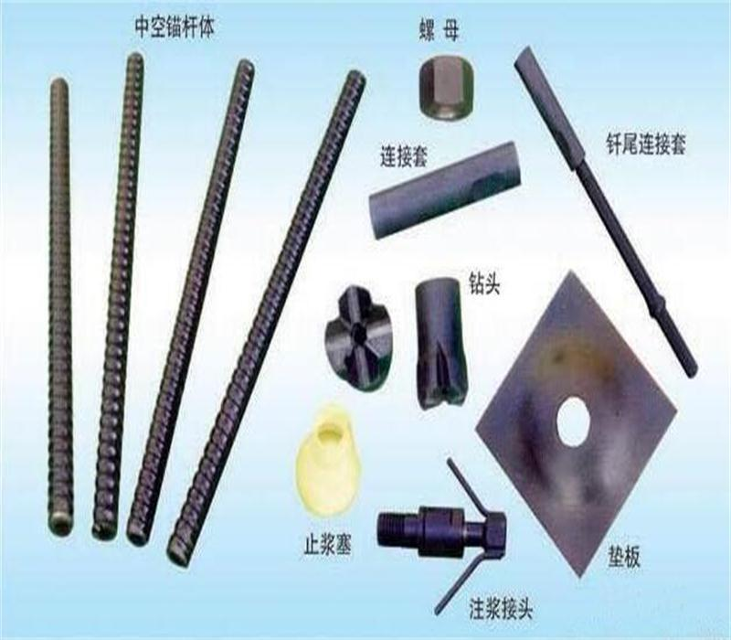 Hollow bar anchor/SDA for geotechnical and civil engineering  3