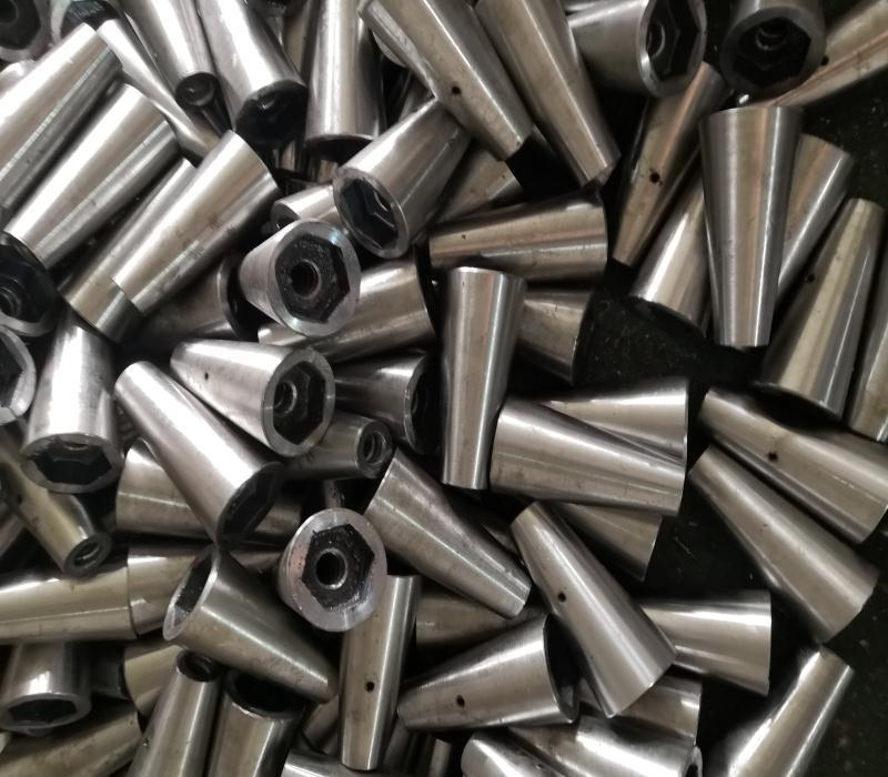 Solid threaded bar/post-tensioning bar for engineering and construction 10