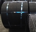 PC strand/Prestressed concrete steel strand for construction and engineering 4