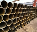 ERW steel pipe for micropile tube, deep foundation, infrastructure 1