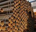 ERW pipe for micropile tube, deep foundation, infrastructure