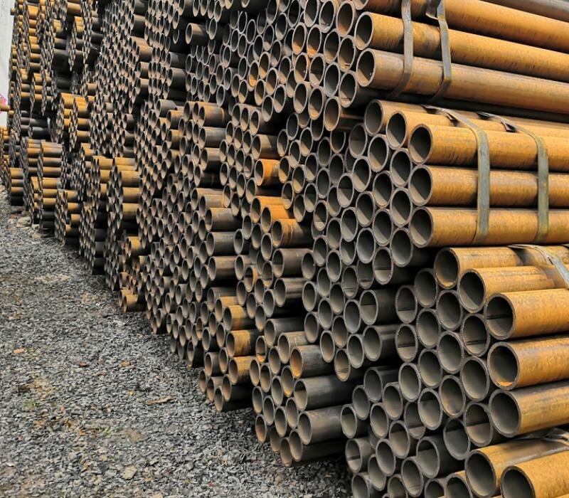 ERW steel tube for micropile of underpinning, infrastructure 3