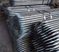 Seamles steel pipe for micropile tube, tunnelling construction