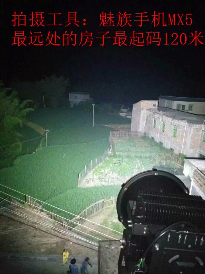 建築工地塔吊LED專用燈 400w 500w探照燈 2