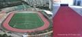 IAAF certified Prefabricated Athletic