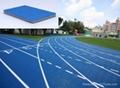 IAAF certified Prefabricated Athetlic