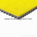 IAAF certified Rubber Flooring for