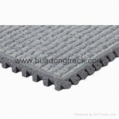 IAAF certified All Weather Condition Prefabricated Sport Running Track Surface