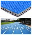 IAAF Certified Tartan Track For 400