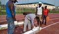 IAAF Certified Tartan Track For 400 Meter Standard Running Field 4