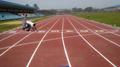 IAAF Certified Tartan Track For 400 Meter Standard Running Field 5