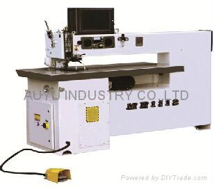 veneer stitching machine