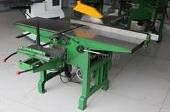 Versatile Woodworking Machine