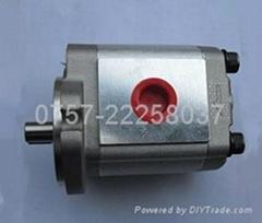 台湾铝合金油泵HGP-3A-F17R