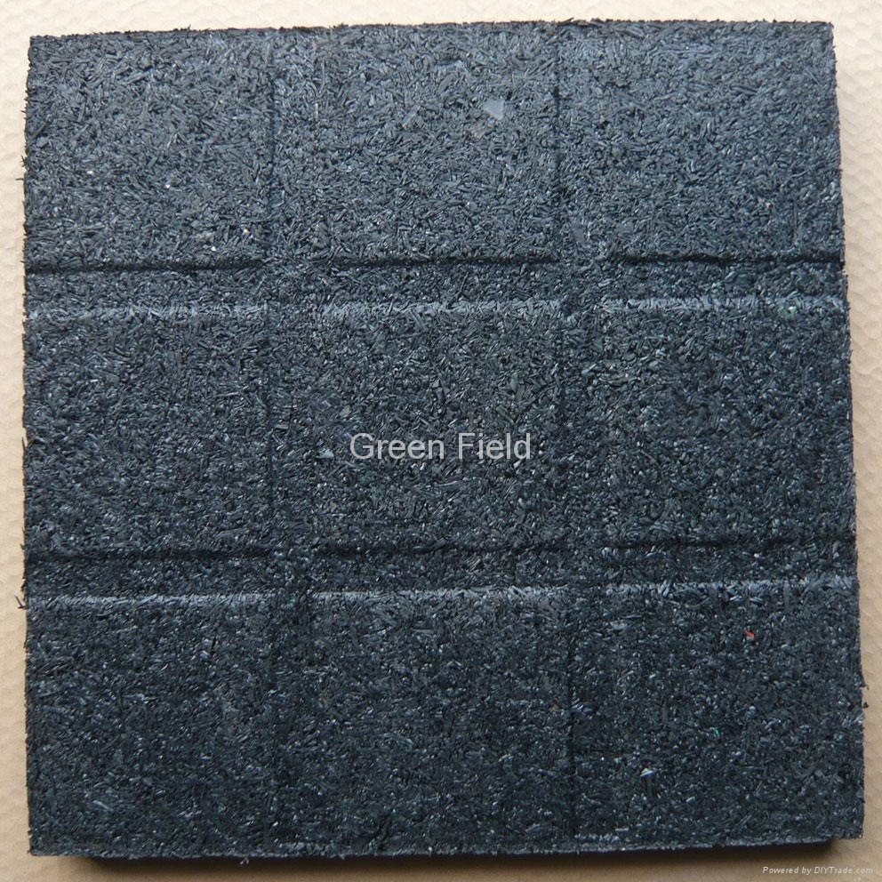 Playground Rubber Floor Tiles 2
