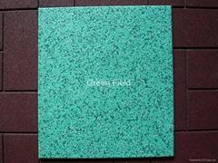Colorful epdm rubber mat