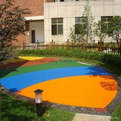 Colorful EPDM Granules for rubber flooring