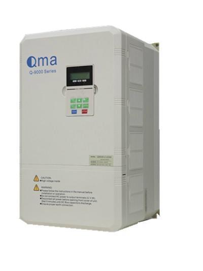Q9000 series 220V/440V three phase frequency inverter ac drive 1