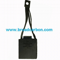 Traction Motor Carbon Brush