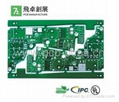 2 Layer Lead-Free HASL PCB With 5oz Copper