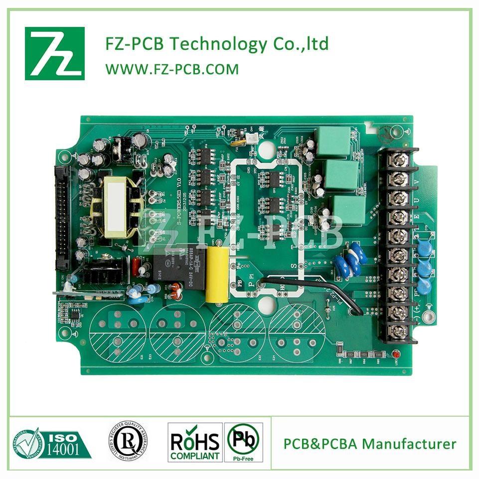 4 Layer Pcb Plating Gold Circuit Board Manufacturer 2