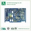 4 Layer Pcb Plating Gold Circuit Board Manufacturer 4