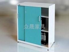鋼制文件卷門櫃