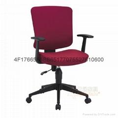 布面员工椅