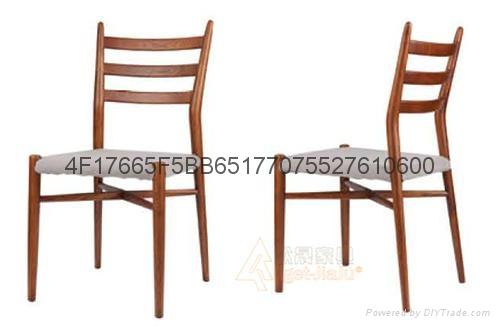 實木餐椅 5