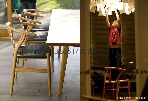 實木餐椅Y椅 3