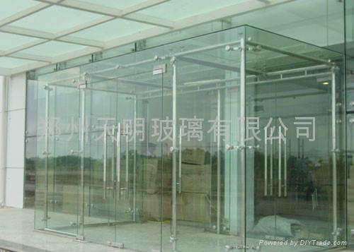 西安15毫米鋼化玻璃 1