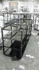 巴寶莉Burberry不鏽鋼展示櫃架