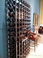 酒櫃不鏽鋼陳列架