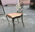 优质休闲椅不锈钢架