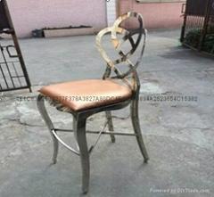 優質休閑椅不鏽鋼架