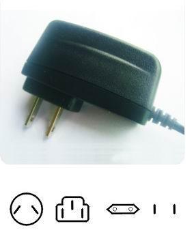 12W 插墙式电源转换器 1