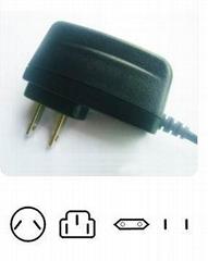 12W 插墙式电源转换器