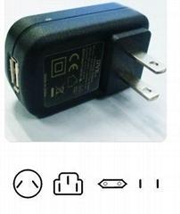 5W USB接口电源转换器