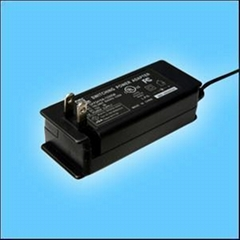 24W foldable plug power supply