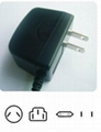6W Switching AC/DC adapter