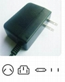 15W Switching AC/DC adapter